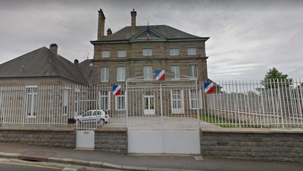 Sous-préfecture de Vire (Calvados)