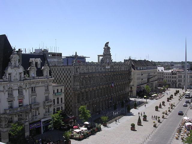 centre de Valenciennes
