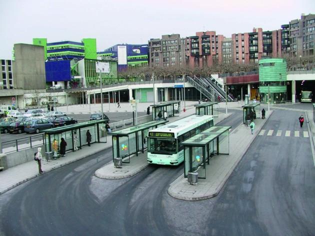 nouvelle gare Cergy préfecture