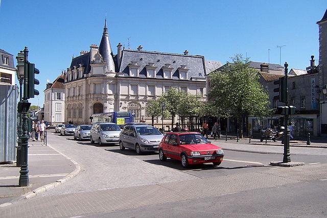centre de Montargis