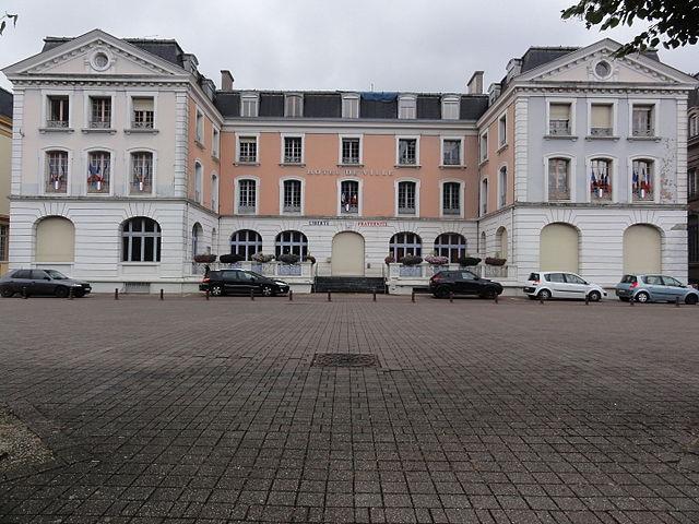 Hôtel de ville de Longwy