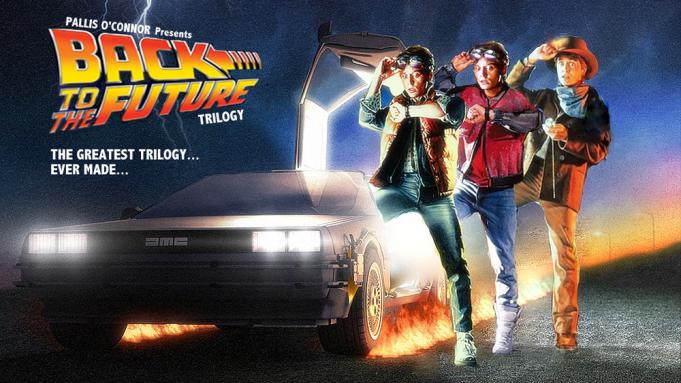 DMC DeLorean de Retour vers le futur